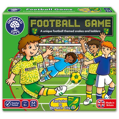 Norwich City Football Game