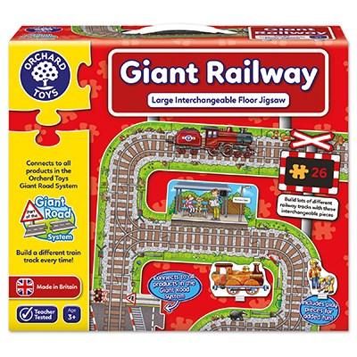 Giant Railway Jigsaw