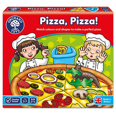 Pizza, Pizza Game