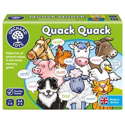 Quack Quack Game