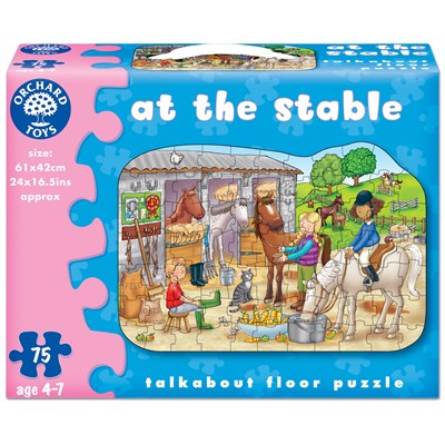 At the Stable