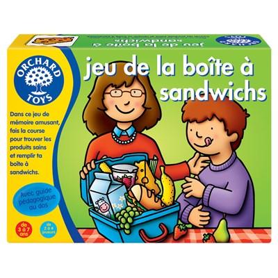 Jeu de la BoÓte ‡ Sandwichs