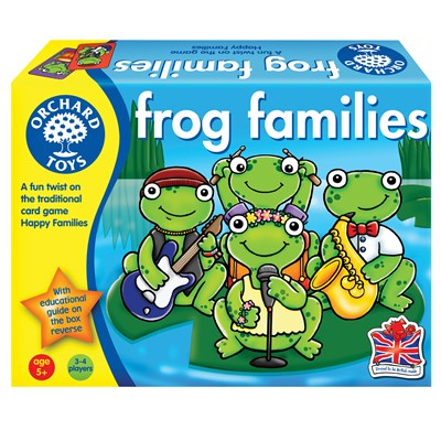 Frog Families