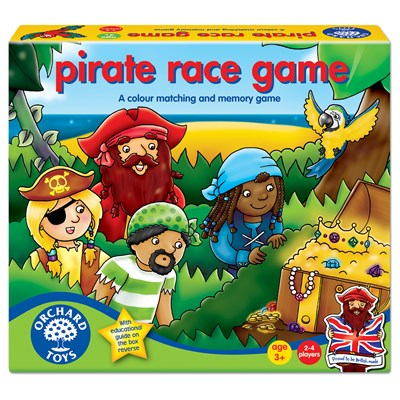 Pirate Race Board Game
