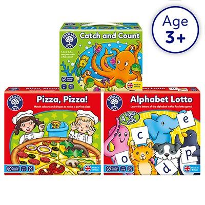 Preschool Pack 1