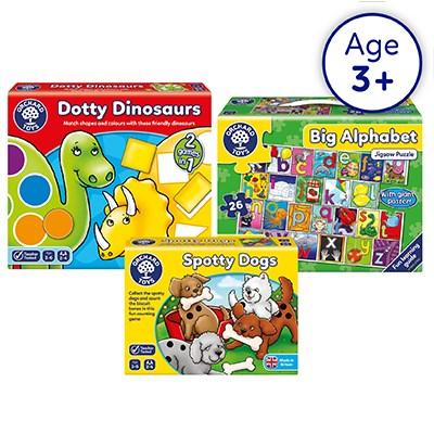 Preschool Pack 2