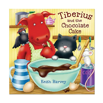 Tiberius and the Chocolate Cake