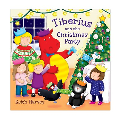 Tiberius and the Christmas Party