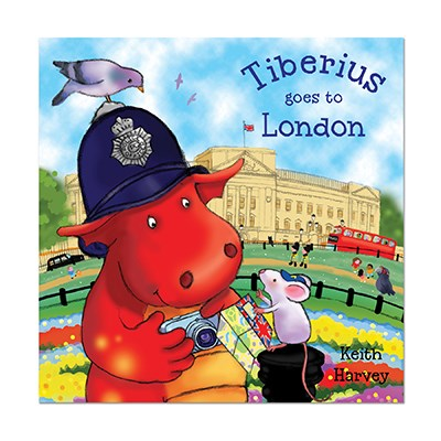 Tiberius goes to London