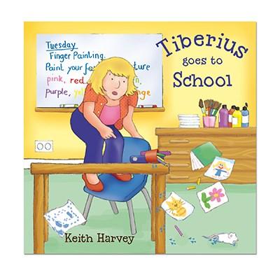 Tiberius goes to School