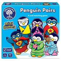 Penguin Pairs Mini Game