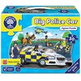 Big Police Car Jigsaw Puzzle