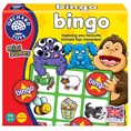Mini Games Bingo - Promotional Item Only