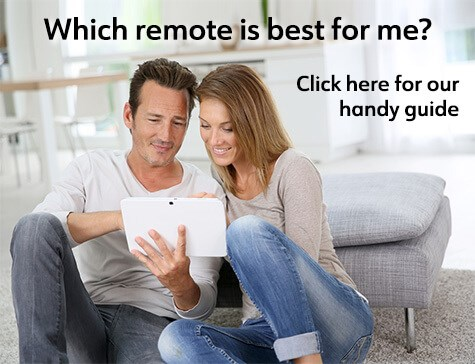 Which remote should I choose?