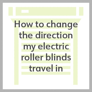 How to change the direction a electric