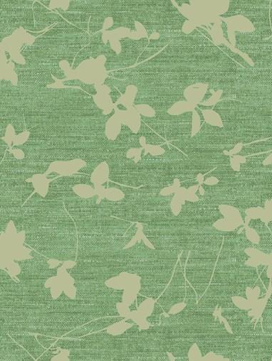 Arya Sage Floral Roller Blind