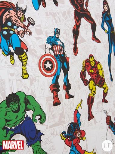 Marvel Avengers Blackout Roller Blind