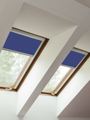 Classic Stoneybrook Blackout Skylight Blind To Fit Dakstra Windows