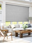 Alu-Weave Anthracite Electric Day And Night Blind
