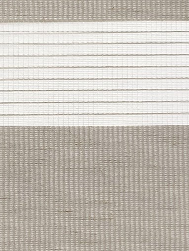 Grey Linen Electric Day And Night Blind