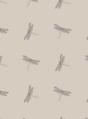 Dragonfly Roller Blind