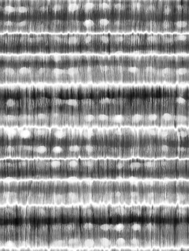 Shibori Stripe Grey Roller Blind