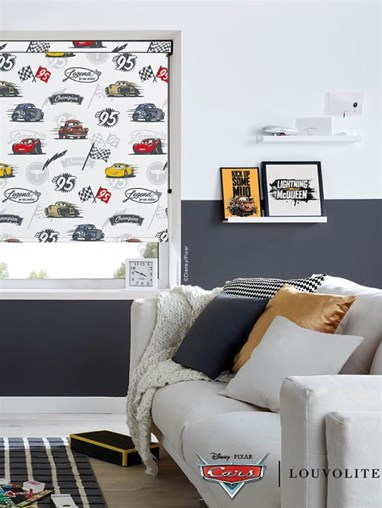 Disney Pixar Cars Blackout Roller Blind