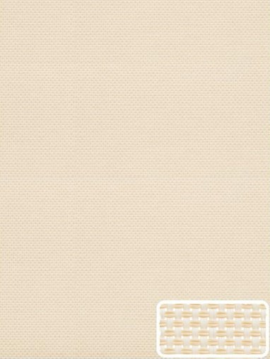 Dusky Cream 3% Openness Sunscreen Roller Blind