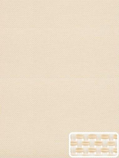 Dusky Cream 5% Sunscreen Cordless Roller Blind Spring Loaded