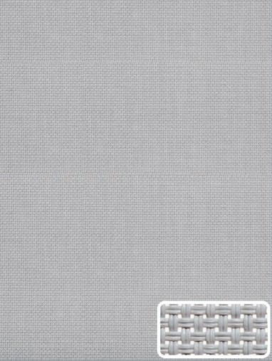 Nordic Grey 3% Sunscreen Cordless Roller Blind Spring Loaded
