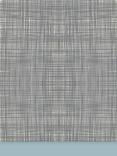 Orla Kiely Scribble Cool Grey Roller Blind