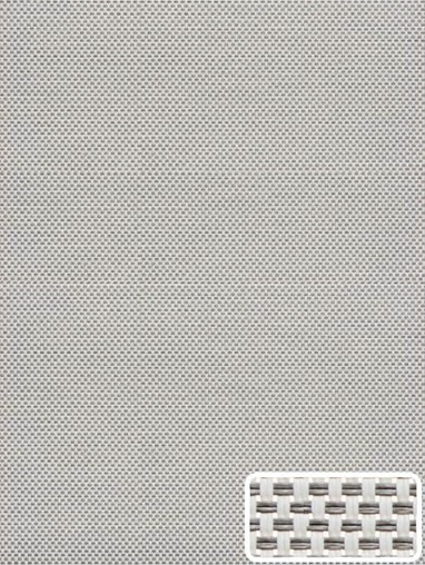 Pewter 3% Openness Sunscreen Roller Blind