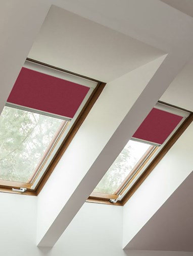 Classic Tarrantino Blackout Skylight Blind To Fit RoofLite Windows
