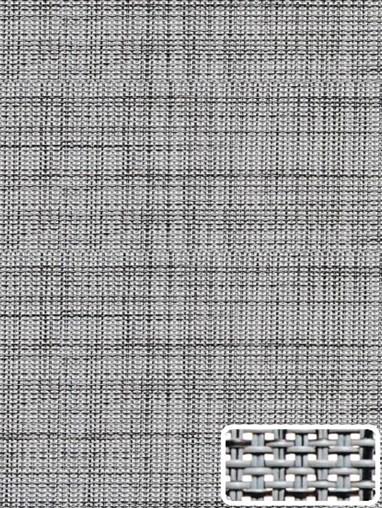 Stone Weave 5% Sunscreen Cordless Roller Blind Spring Loaded