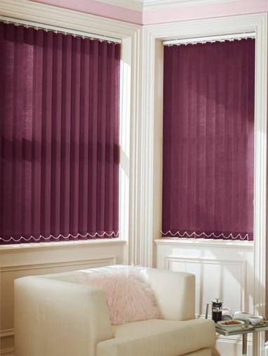 Amethyst Daylight 89mm Vertical Blind Replacement Slats