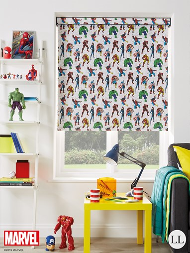 Marvel Avengers Blackout Roller Blind
