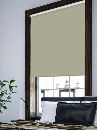 Birch Extra Large Electric Roller Blind