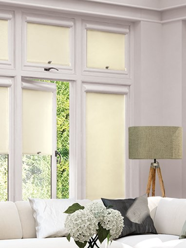 Blackout Frosting Perfect Fit Roller Blind