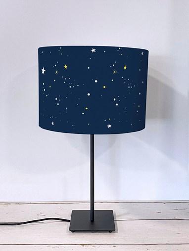 Evening Stars Lampshade