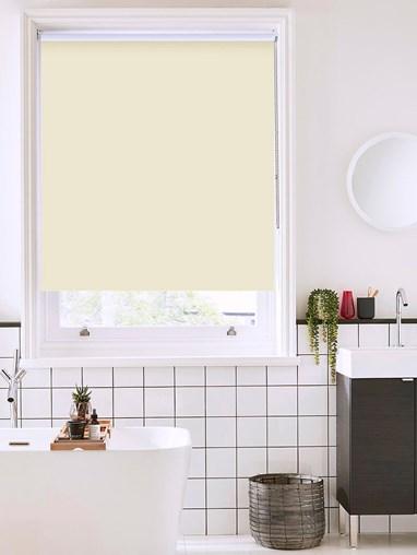 Horchata Bathroom Roller Blind