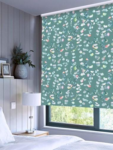 Eucalyptus Mist Roller Blind