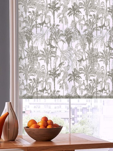 Amazon Natural Daylight Electric Roller Blind by Boon & Blake