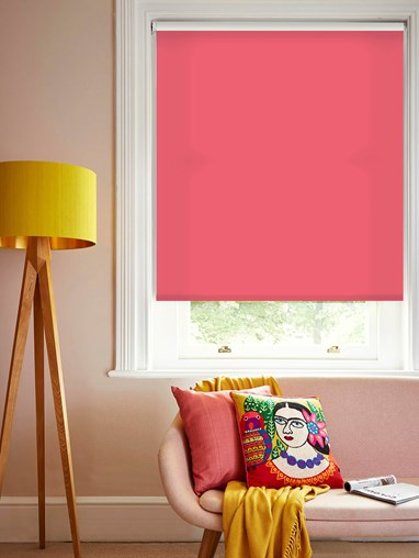 Full Bloom Daylight Electric Roller Blind by Boon & Blake