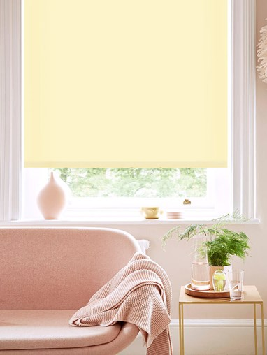 Cream Tea Daylight Electric Roller Blind