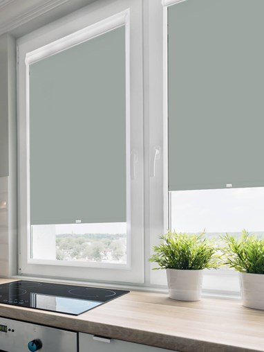 Daylight Paving Grey Perfect Fit Roller Blind