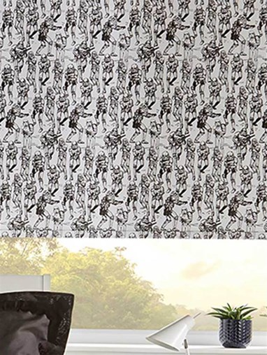 Star Wars™ Stormtrooper Blackout Roller Blind