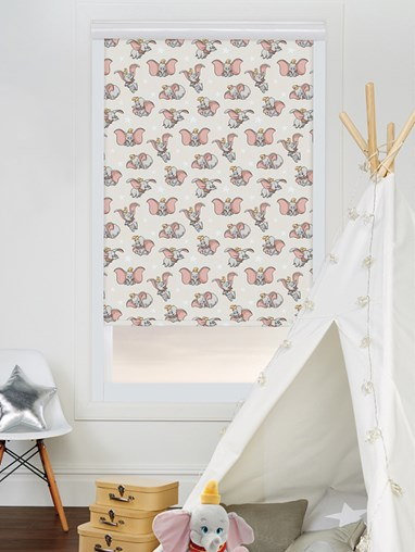 Disney Dumbo Blackout Roller Blind