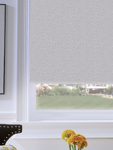 Pimlico Pebble Blackout Electric Roller Blind