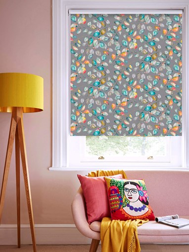 Tranquility Classic Blackout Electric Roller Blind