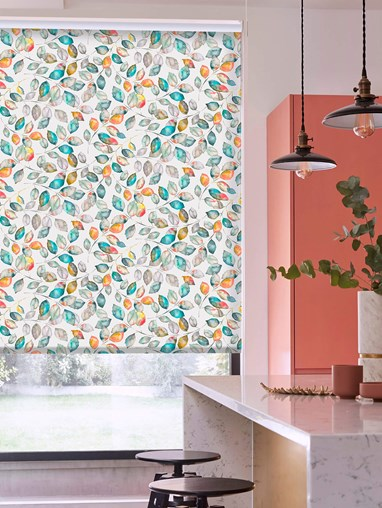 Tranquility Natural Daylight Electric Roller Blind